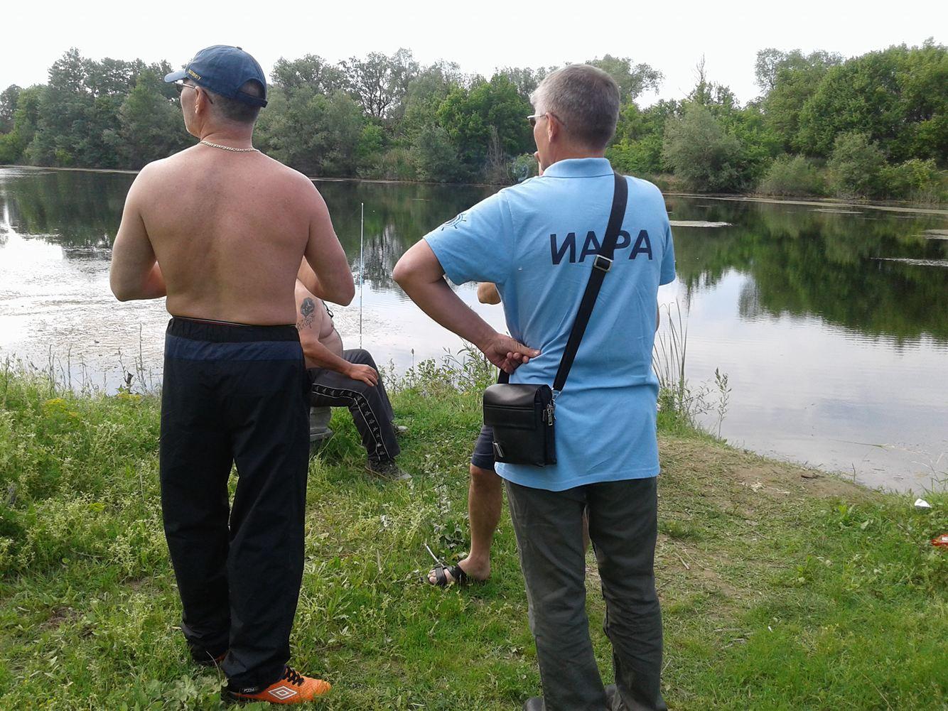 Проверка по река Марица 02.05.2018