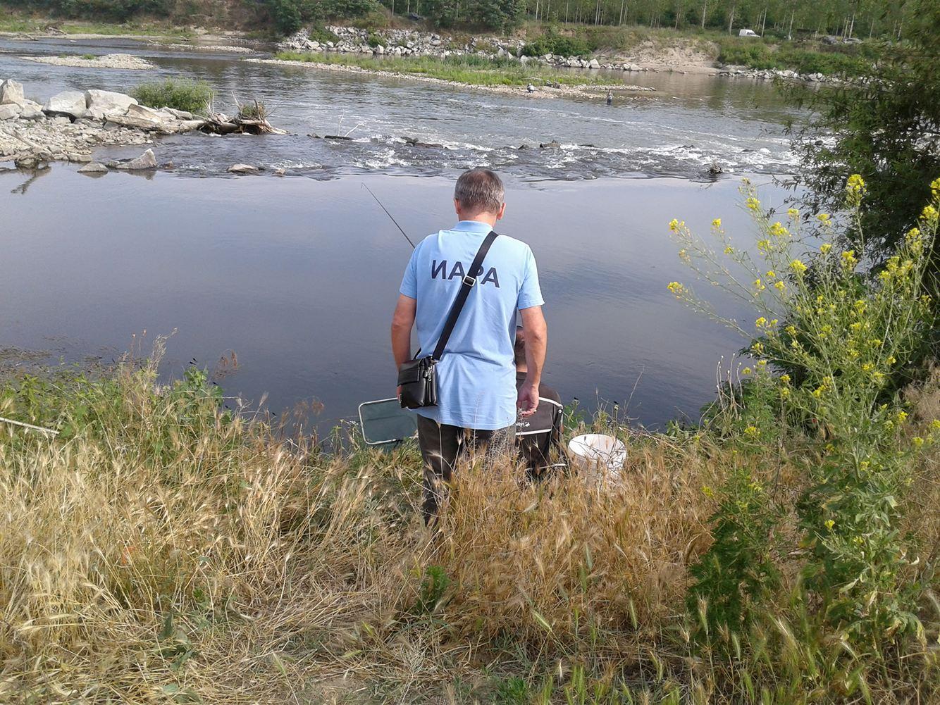 Проверка река Марица 06.06.2018