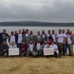 Зарибяване на Пясъчник с EVN България 2019